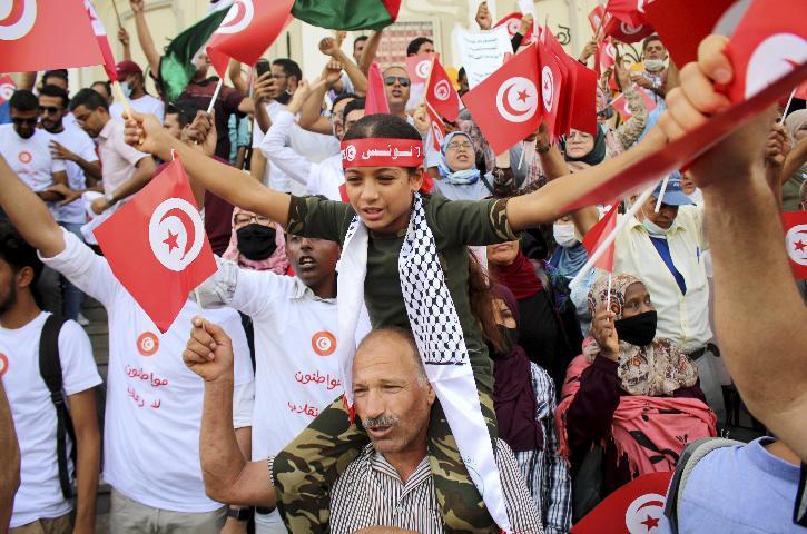 tunisia_Najla Bouden