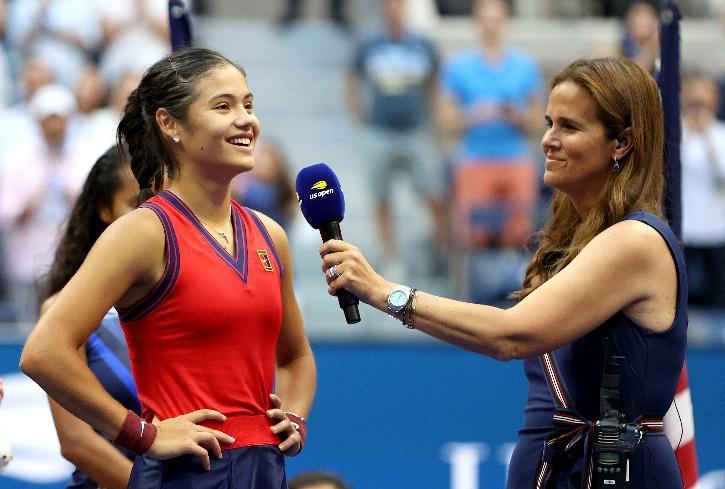Emma Raducanu_US Open