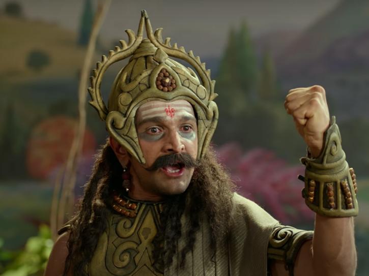 Pratik Gandhi Effortlessly Turns Into A Demon King For