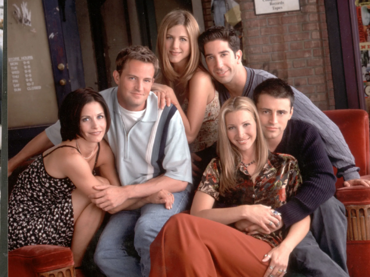 FRIENDS - Iconic TV Shows That Were Nearly Cancelled