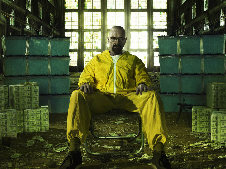 Breaking Bad - Iconic TV Shows That Were Nearly Cancelled