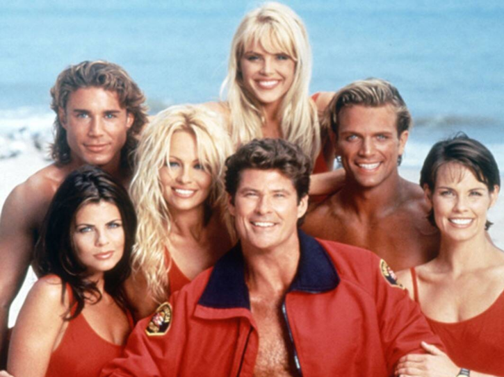 Baywatch - Iconic TV Shows That Were Nearly Cancelled