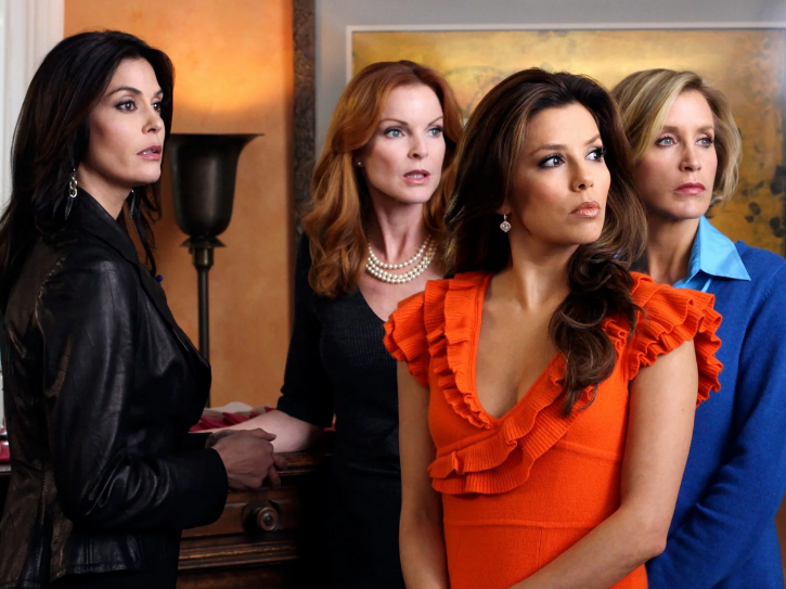 Desperate Housewives - Iconic TV Shows That Were Nearly Cancelled