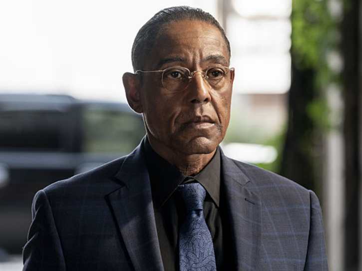 Gus Fring in Breaking Bad (Giancarlo Esposito) as Most Hated Villain.