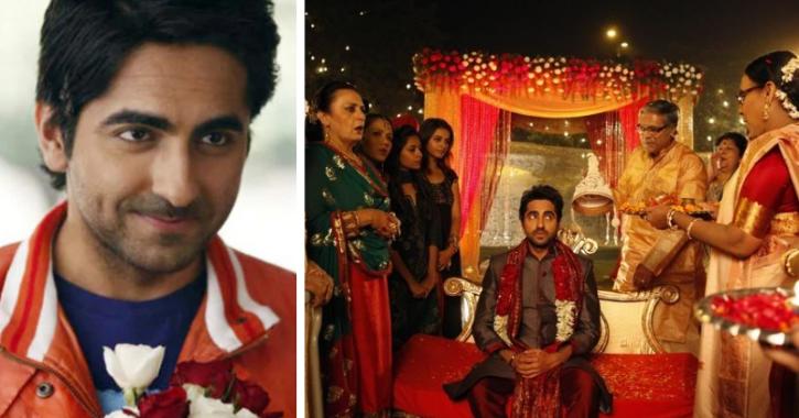 Ayushmann Khurrana Gatecrashed A Wedding To Shoot