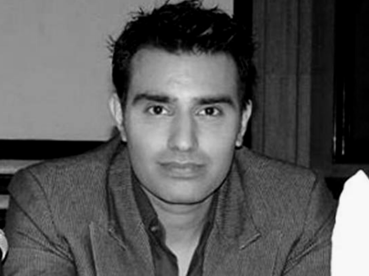 Sanjit Bedi - Indian celebrities and bollywood stars who died at a yound age.