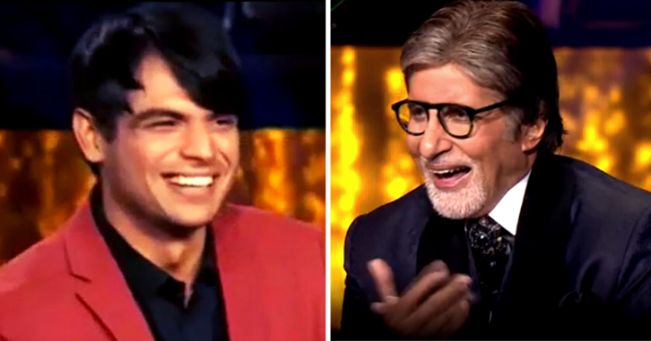 Neeraj Chopra Gives Haryanvi Twist To Amitabh Bachchan