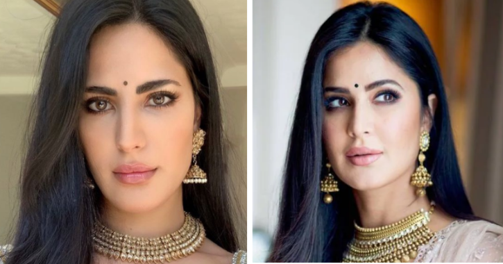 This Model-Actress Is Carbon Copy Of Katrina Kaif And Everyone Is Flipping Out Seeing Her Pics