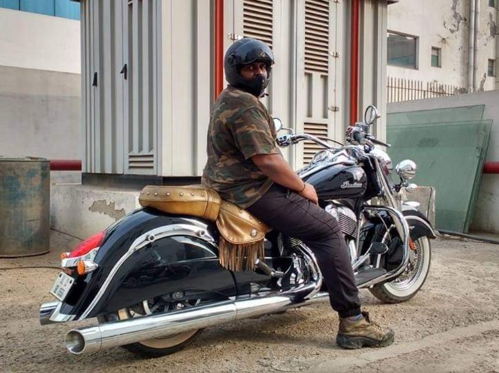 Gokul biker bulleteer