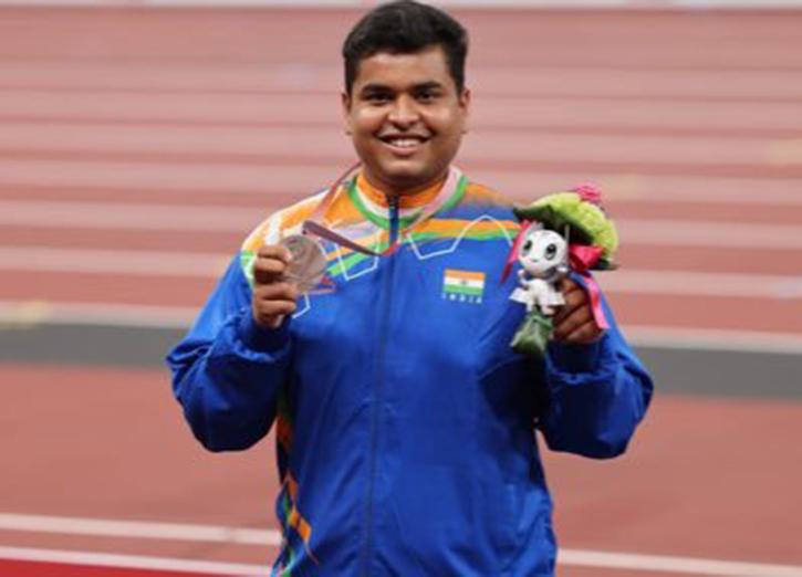 Yogesh Kathuniya won silver in discus throw at Tokyo Paralympics 2020