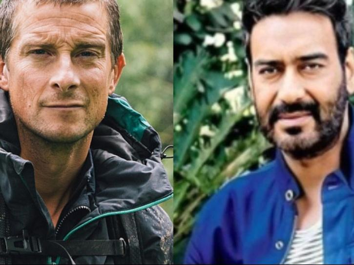 Ajay Devgn To Be The Next Guest Of Into The Wild With Bear Grylls