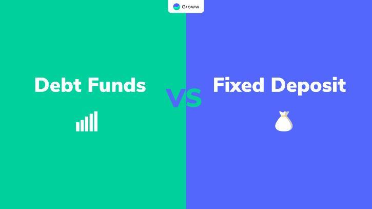debt fund vs fd