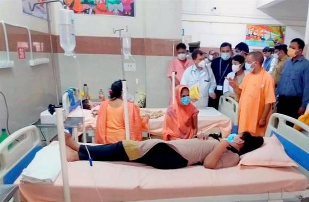 firozabad children dengue