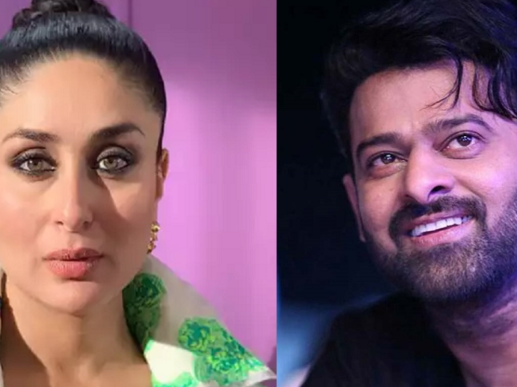 Prabhas Treats Kareena Kapoor & Saif Ali Khan With Special Biryani, She Calls It An Insane Meal