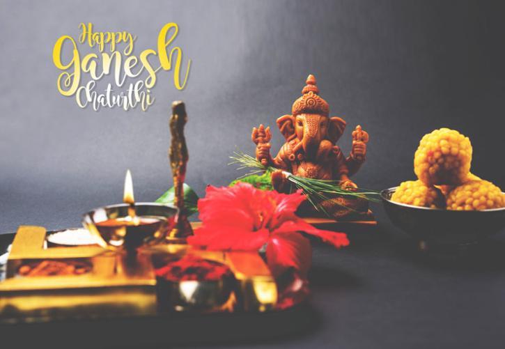 Happy Ganesh Chaturthi images | Shutter Stock