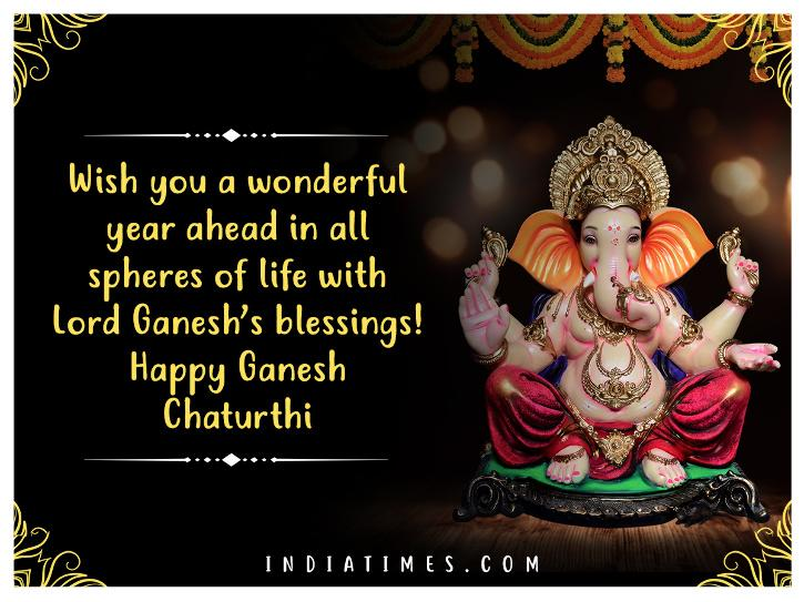 Happy Ganesh Chaturthi: Wishes, Images, Quotes, Status, Messages, Wallpapers