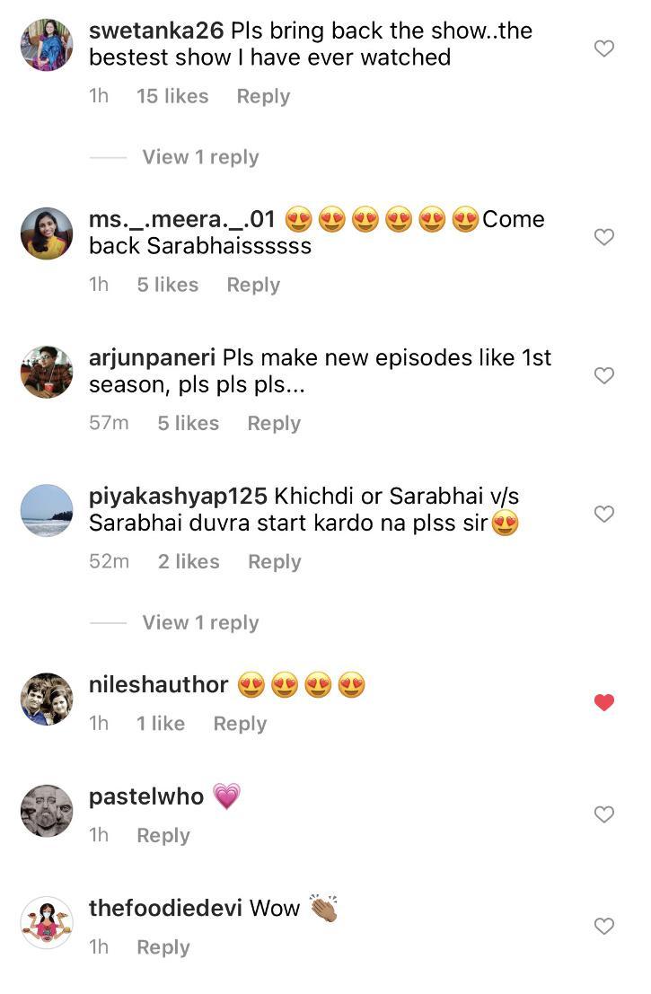 Sarabhai VS Sarabhai Reunion has fans demanding for season 3.