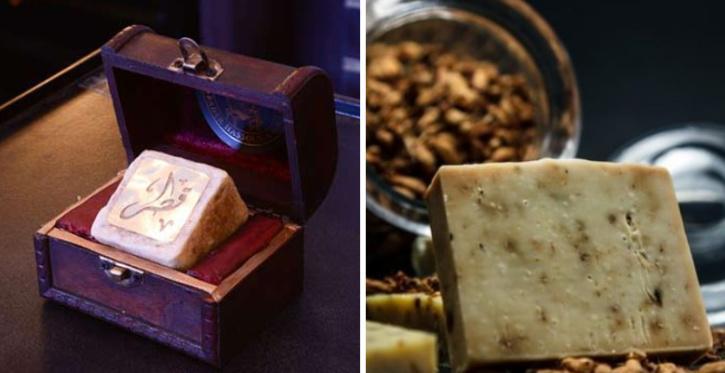 Khan Al Saboun soap