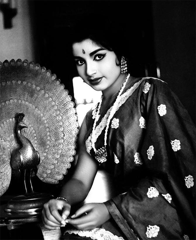 When Jayalalithaa Raged & Argued On Not Becoming A Film Actress, Her Mother Said There Was No Other Way Out