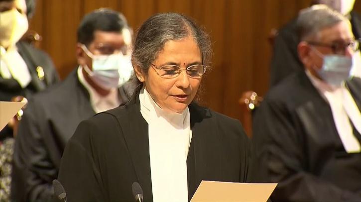 Justice Bela Trivedi