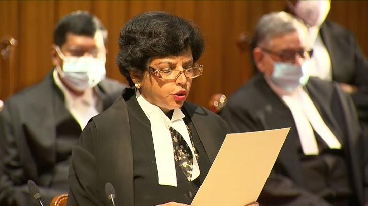 Justice Hima Kohli