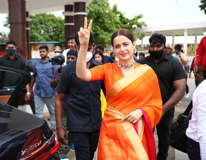 Kangana Ranaut Calls Bollywood A Toxic Place Where There Is No Love & Empathy