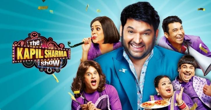 FIR Against The Kapil Sharma Show For Showing Actors Drinking Alcohol During Courtroom Scene