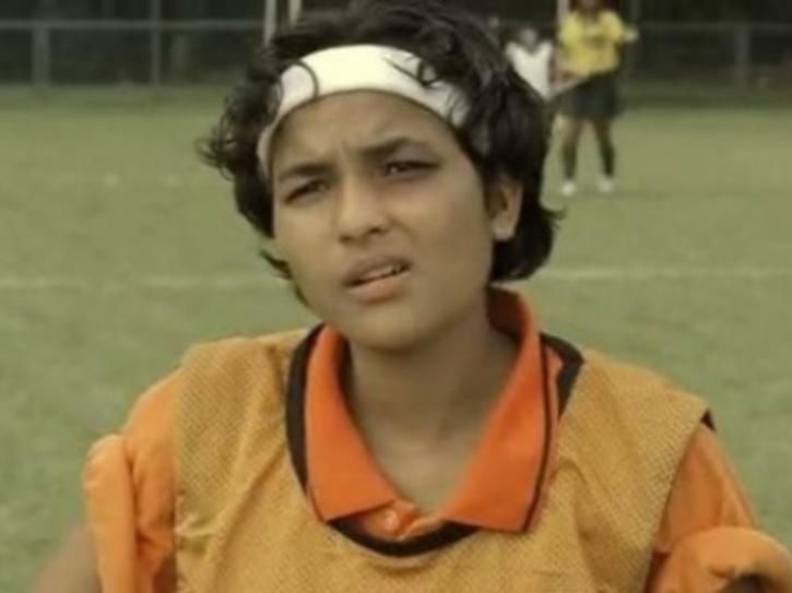 Chitrashi Rawat, the actress who played Komal Chautala in Chak De India