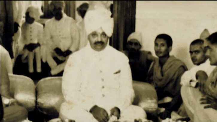Maharaja Jam Saheb Digvijaysinhji