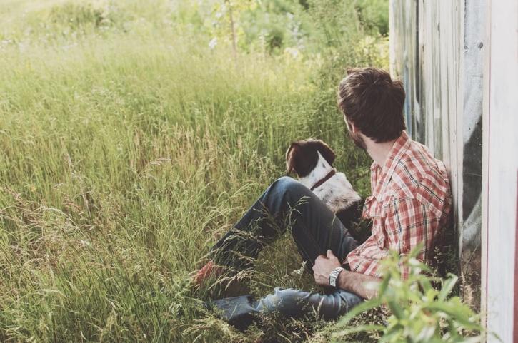 man-with-pet