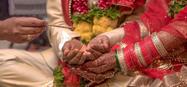 Representative Image   Marriage