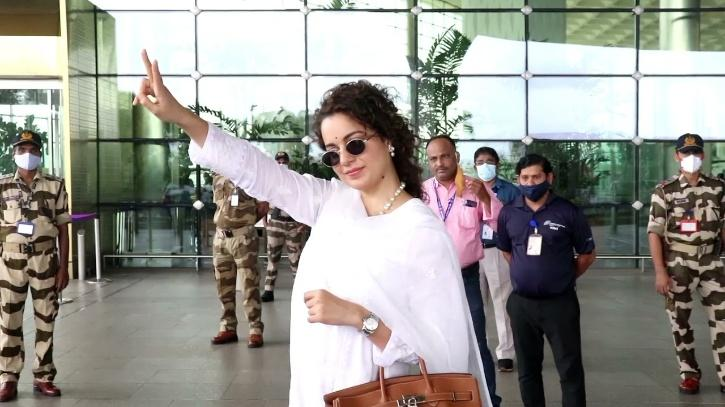 From questioning if rules are different from celebs to urging Kangana to practice what she preaches, netizens were angry at her recklessness.