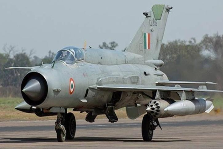 MiG 21 Bison Aircraft