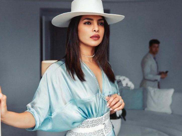Priyanka Chopra Says Her Role In Matrix Resurrections Is Just A Small Fish In A Huge Pond