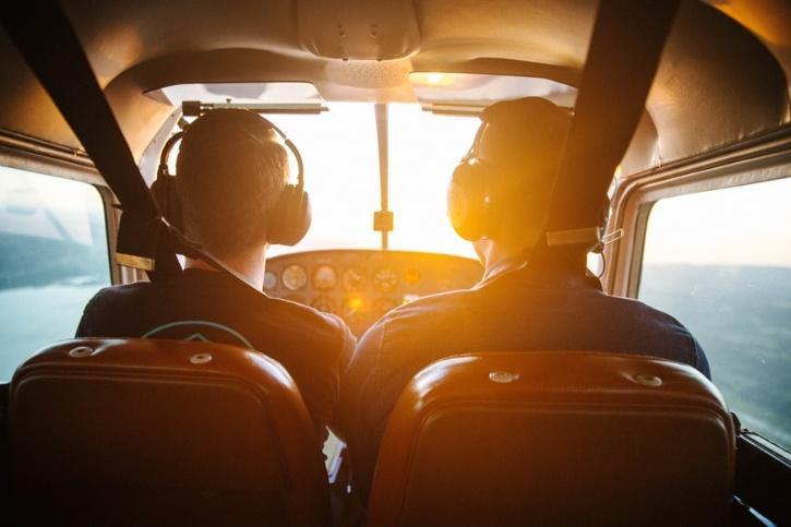 pilots-in-plane