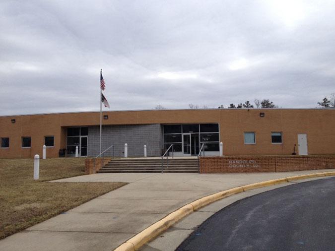 Randolph County Jail