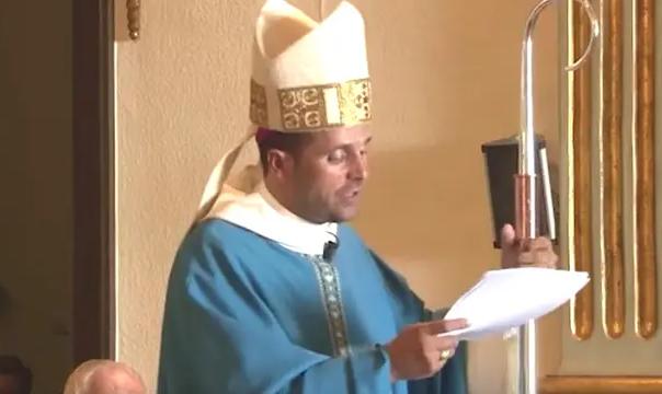 bishop stepping down