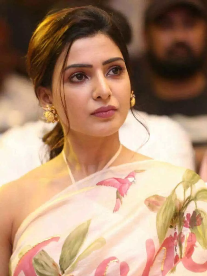 Samantha Akkineni Calls Herself Unbreakable After She Goes For A Cycle Ride With Best Company