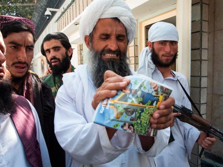 taliban-books