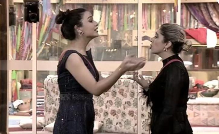 Neha and Divya fights
