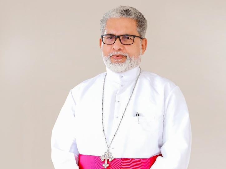 joseph kallarangatt Bishop of Pala