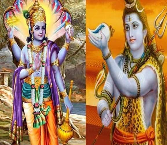 Shocking News Lord Vishnu Had Given Birth To Lord Shivas Son