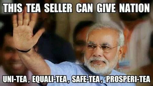 Top 10 funniest memes on Narendra Modi