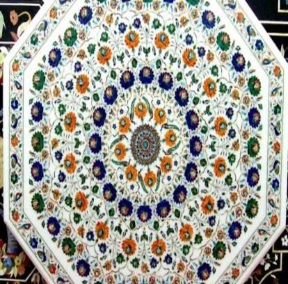 Grandeur Of Indian Arts And Handicrafts Exotic Marble Stone Craft