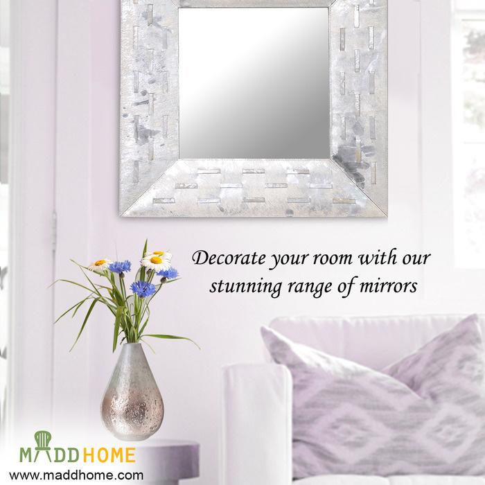 Decorative Mirrors Online @ MaddHome