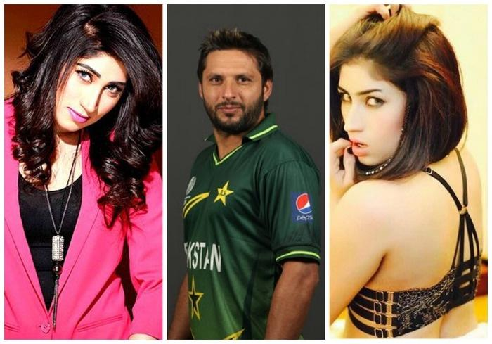 Model promises to strip if Pak beat India in World T20