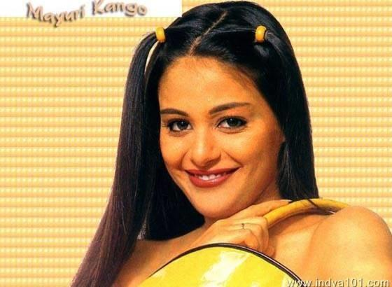 1462606791 light eyed beauty mayuri kango the famous actress from movie papa kehte hain now lives in gurugram