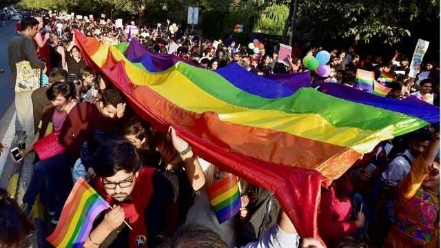 In Pictures: Delhi Queer Pride Parade 2016