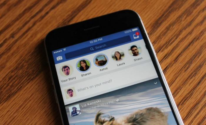 Now Facebook Gets 'Stories' Feature