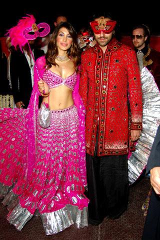 Vikram chatwal wedding cost